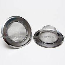 Kitchen Sink Drain Catcher by 2 Pcs Kitchen Sink Mesh Strainer Stainless Steel Food Filter Drain
