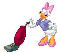 animated gif daisy duck free images gifmania