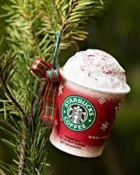 starbucks ornaments rainforest islands ferry