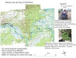 Take Me To Maps Sample Teacher And Student Maps U2013 Mapteach U2013 Alaska Mapping Education