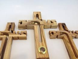 wooden crosses olive wood crosses bethlehem picture of blessings gift shop and