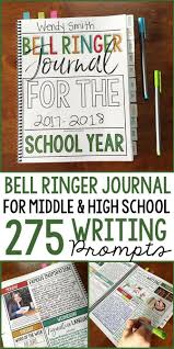 best ideas about high school chemistry pinterest bell ringer journal for the entire school year prompts volume editable