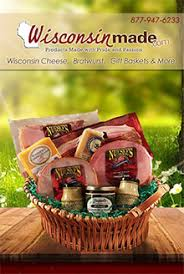 wisconsin cheese gift baskets wisconsin made catalog coupon code