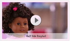 hairshow guide for hair styles doll hair care play at american girl