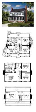 colonial house floor plans 53 best colonial house plans images on colonial house
