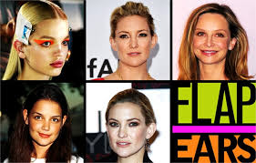 hairstyles to hide ears that stick out protruding ears celebs
