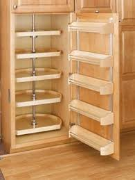 organize your existing kitchen cabinets with this slide a shelf