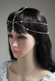 1920s hair accessories 1920s hair jewelry unique wedding headpiece wedding hair