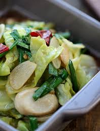 cabbage china and cabbage stir fry china sichuan food
