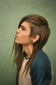 modern mullet hairstyles 42 best mullety madness images on pinterest madness short