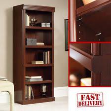 Storage Bookshelf Modern Bookcase Ebay