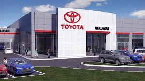 toyota car dealership new ackerman toyota dealership on the hill moves forward st