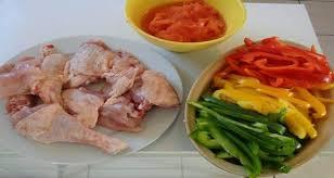 cuisine poulet basquaise un poulet basquaise à la qualité gustative incomparable