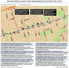 Crosstown Construction Will Clog Eglinton For At Least Six Years