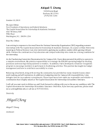 beautiful example of a cover letter for a student 31 on structure