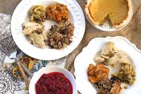 paleo thanksgiving delivered predominantly paleo