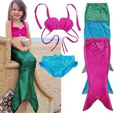 mermaid costume mermaid costume for kids iwisb