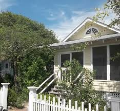 Seaside Cottages Florida by Mabel Haardt Cottage In The Heart Of Seasid Vrbo