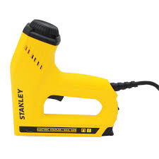 Laminate Floor Stapler Stanley 2 In 1 Electric Stapler And Strip Brad Nailer Tre550z