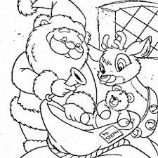 parents rudolph red nosed reindeer coloring color luna
