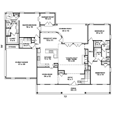 cape floor plans greenshire cape cod home plan 087d 1652 house plans and more