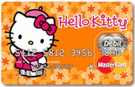 debit cards for kids hello credit card we make money not