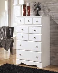 Contemporary White Armoire Bedroom Sets Signature B270 46 Bedroom Chest