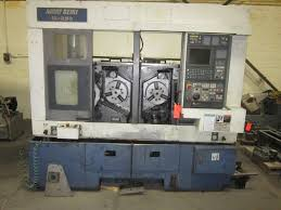 hwacheon cutex 240 smc 4 axis cnc lathe s u0026m machinery sales