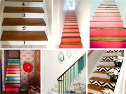 painted staircase spindles u2014 new decoration painted staircase
