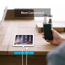 Cable Organizer Desk by Aliexpress Com Buy Orico Cable Management Earphone Cable