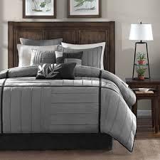 california king gray comforters u0026 bedding sets for bed u0026 bath