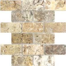Natural Stone Backsplash Tile by Pictures Of Ends Of Glass Tile Backsplashes Like Many Newer