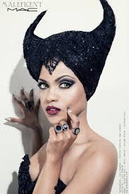 Halloween Makeup For Work by Maleficent Cartoon Makeup Images
