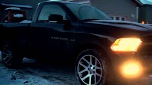 2012 dodge ram 1500 rt for sale 2011 ram 1500 r t gets rims and tires viper style by
