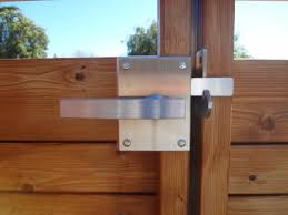 installing gate latches for beginners u2014 the homy design