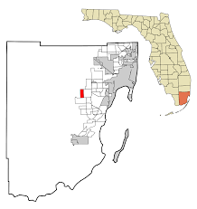 Florida Wetlands Map by Kendall West Florida Wikipedia