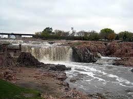 South Dakota waterfalls images Sioux falls jpg