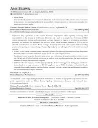 human resource analyst cover letter human resources resume