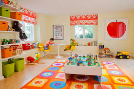 modern white and black ikea kids room design that can be decor