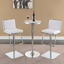 White Bar Table Shop Dining Tables At Lowes Com