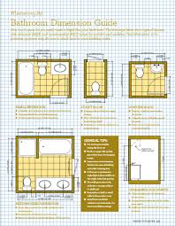 bathroom key to get bathroom dimension guide bath dimensions