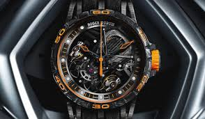 lamborghini headquarters lamborghini teams up with roger dubius for aventador watches