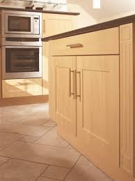 Best Value In Kitchen Cabinets Beech Cabinet Doors U0026 Cw Beech White Shaker Kitchen Cabinet Door Style