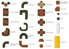 simple restaurant floor plan restaurant floor plans software