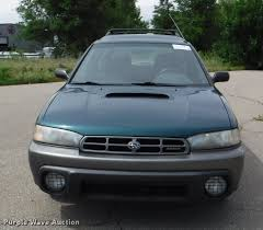 purple subaru outback 1997 subaru legacy wagon outback item db3964 sold june