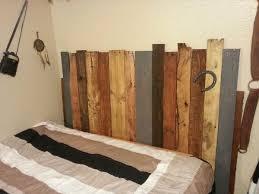 diy rustic pallet headboard pallet furniture plans