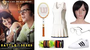 this billie jean king battle of the sexes halloween costume is a
