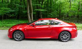 lexus luxury sports car review 2016 lexus rc 200t f sport 95 octane