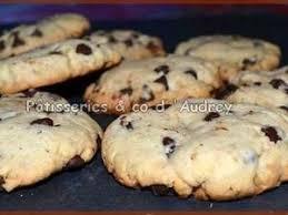 recette de cuisine cookies cookies moelleux américains facile et pas cher recette sur