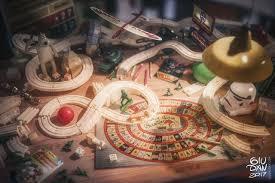 a desk of toys giudansky com